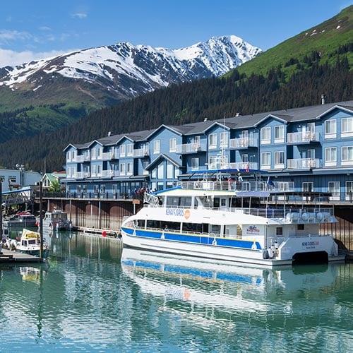 Seward Alaska hotel