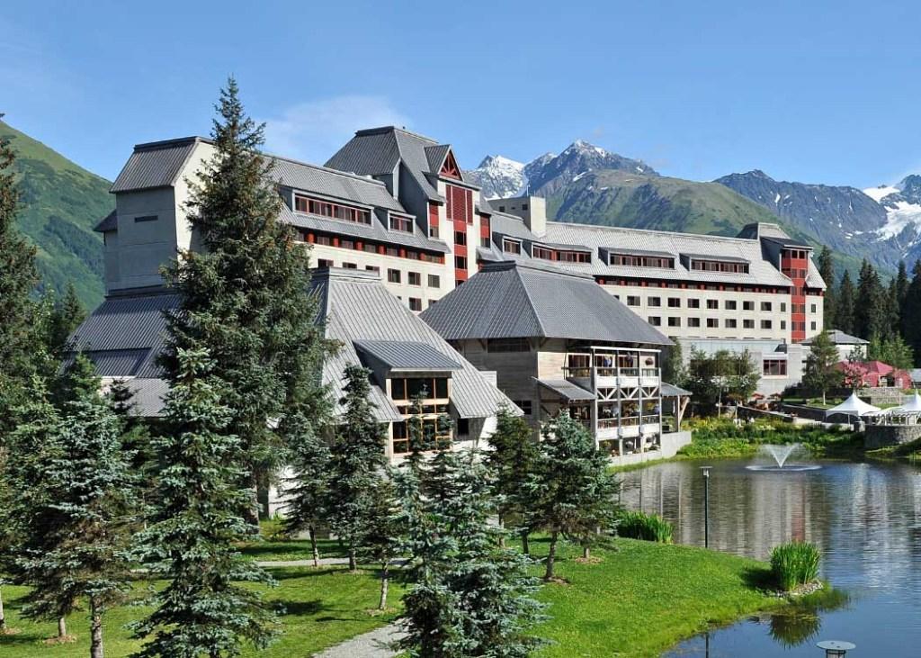 Girdwood Alaska hotel