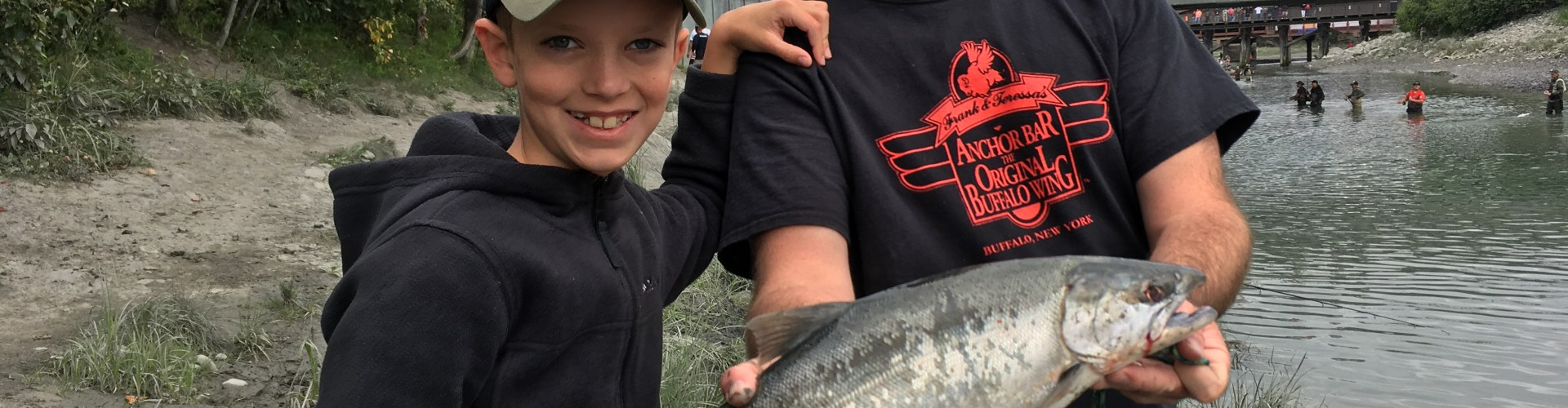 Ship Creek silver limit goes up to six fish