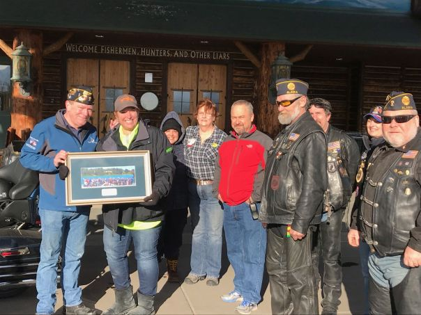 Award from Kenai River Foundation
