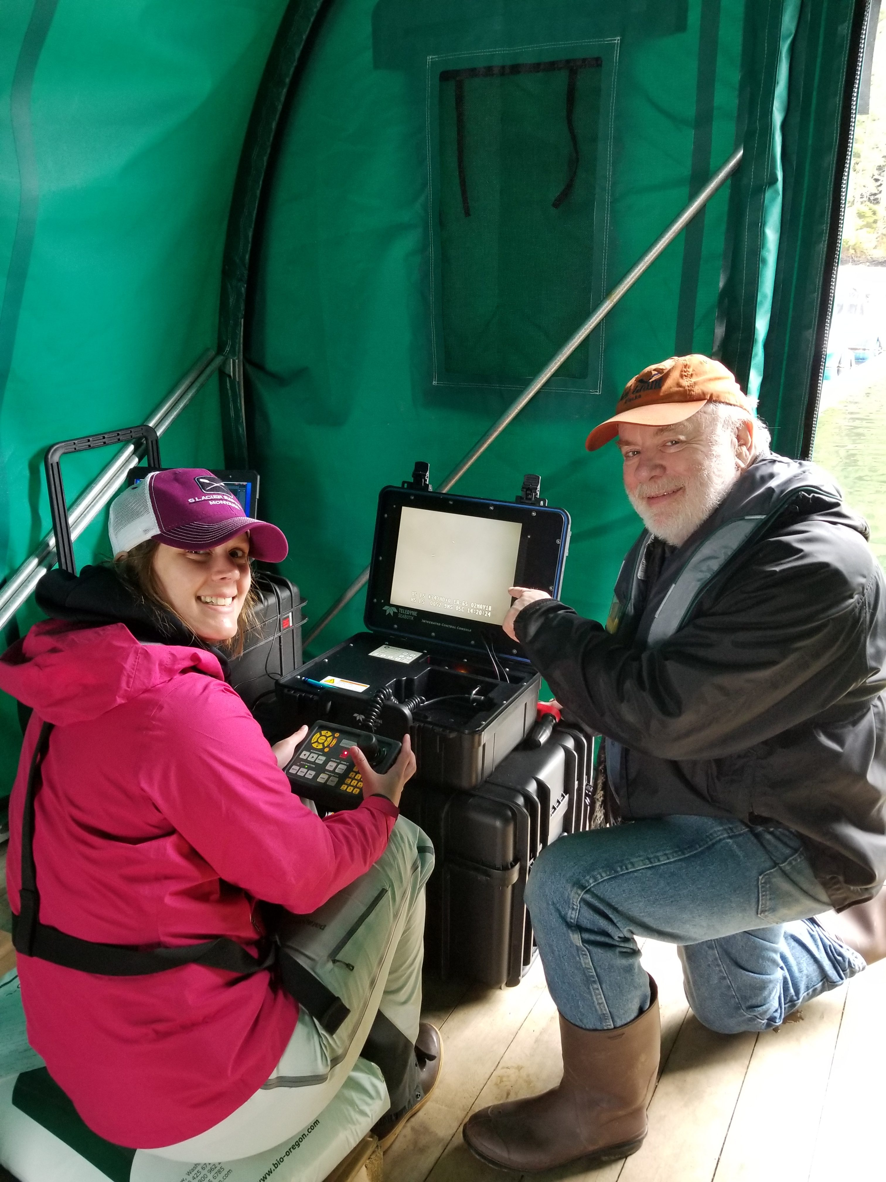 Alaska Sea Grant: Marine Advisory agent teaches ROV skills