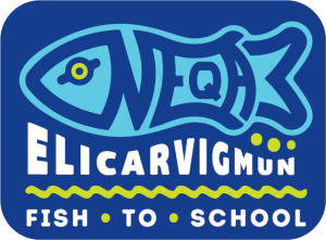 logo: Elicarvigmun - Fish to School
