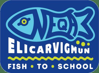 logo: Elicarvigmun - Fish to School