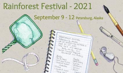 Rainforest Festival poster
