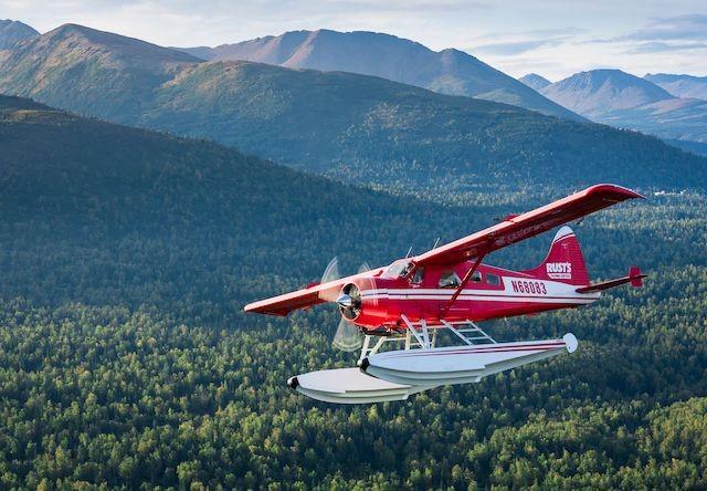 Alaska Float Plane and Seaplane Tours | Alaska Shore Excursions