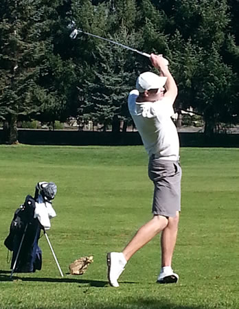 Swinton part of Oregon Tech's nationally ranked NAIA golf ...