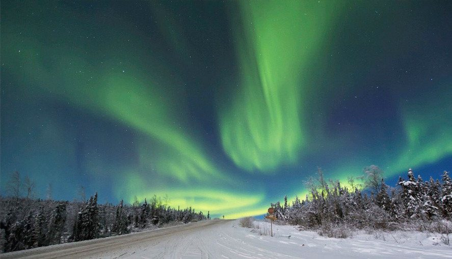 Best Time Alaska Cruise See Northern Lights