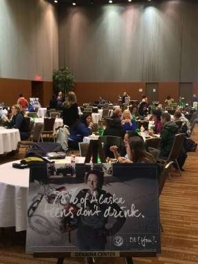 AWC Luncheon with DHSS, DBH Prevention Grantees