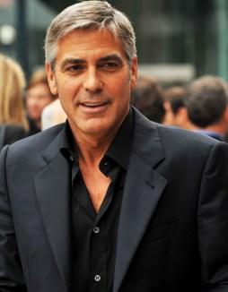 George Clooney - Hillary Clinton