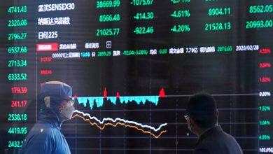 صورة الاقتصاد العالمي لن ينهار بسبب الفايروس