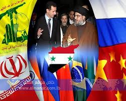 صورة القيادة الإقليمية و القيادة العربية لمحور المقاومة وسياسة اسرائيل تجاههما