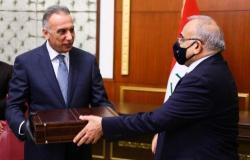 صورة حكومة الكاظمي وسط أزمات على المحك .!