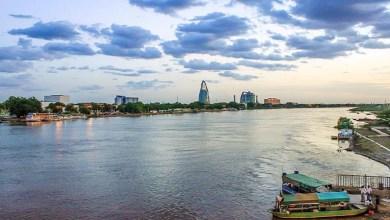 صورة سد النهضة..النيل نهر دولي