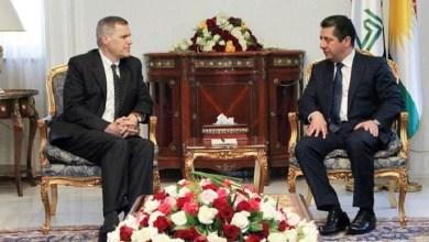 صورة سفير أمريكا في العراق.. نسخة من سيده بومبيو