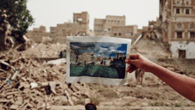صورة الدم اليمني في «بورصة» الإعلام الدولي