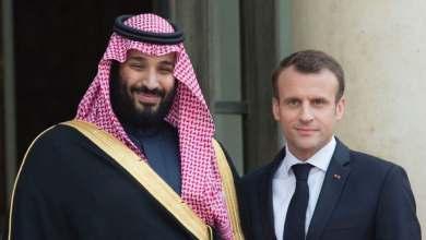 صورة كفار قريش عادوا من جديد..قناة سعودية تبرر لماكرون تصريحاته المعادية للإسلام متحججة بالإسلام السياسي.
