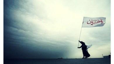 صورة إساءة متعمدة… للإمام الحسين ومحبيه…