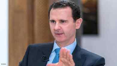 """صورة الإرهابيون كانوا يحتلون المدن بدعم من الناتو و قطر والسعودية.. الرئيس الأسد: الوضع في سوريا كان """"خطيراً جداً"""".."""