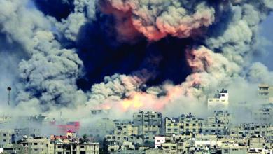 صورة غزة بين الحرب والمصالحة