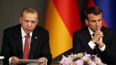 صورة ماكرون أم إردوغان؟؟