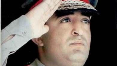 صورة الرئيس الحمدي الشهيد الحي