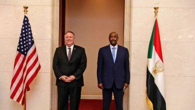 صورة بعد مهلة الـ24 ساعة.. قناة عبرية تكشف: السودان قرر الموافقة على العرض الأمريكي بتطبيع العلاقات الرسمية مع إسرائيل