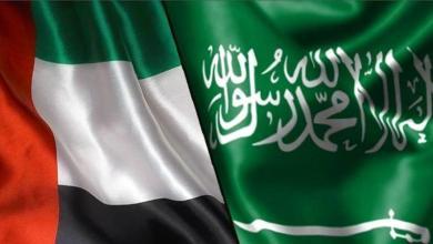 صورة الإمارات والسعودية يداً بيد في وجه القضية الفلسطينية… ما غاية هذا التوافق؟