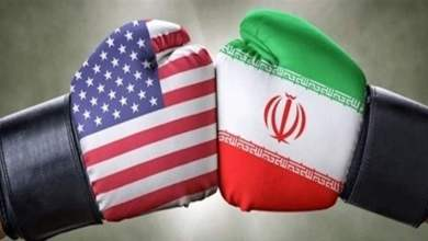 صورة خريطة الصراع العسكري بين الولايات المتحدة الأميركية و إيران -ما هو السيناريو العسكري المتوقع للمعرَكَة في حال وَقَعَت؟