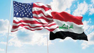 صورة أمريكا وذيولها تريد معاقبة العراقيين وجرهم إلى ما هو أسوء من التطبيع مع الصهاينة..