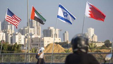 """صورة أين مشايخ وثوار الناتو من الغزو """"الإسرائيلي"""" للإمارات والبحرين والسعودية؟!"""
