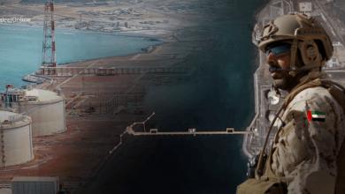 صورة تعرف على إجماعي ما نهبته الإمارات من منشأة بلحاف النفطية في محافظة شبوة اليمنية