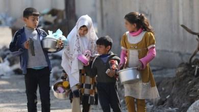 صورة أطفال اليمن  والعراق .. العدو واحد والأعراض ذاتها