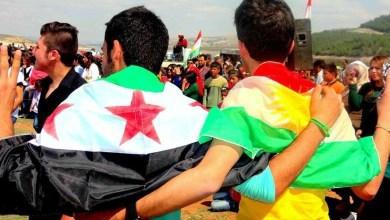 صورة الانتفاضة الكردية مصاديق ولاء إلى الوطن وثورة ضد الفاسدين والقتلة