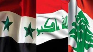 صورة انتصار الدم (الشيعي) على سيوف الدواعـش (عن الحرب الدفاعية التي خاضها شيعة العراق وسوريا ولبنان).