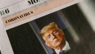 """صورة """"صحيفة """"نيويورك تايمز"""" NYT: محاولات ترامب لإلغاء نتيجة بايدن انقلاب غير دموي"""
