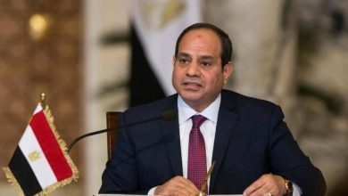صورة الرئيس المصري يرسل دعوة رسمية لنتنياهو لزيارة القاهرة!