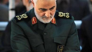 صورة قاسم سليماني جنرالٌ فلسطينيُ الهويةِ إيرانيُ الجنسيةِ
