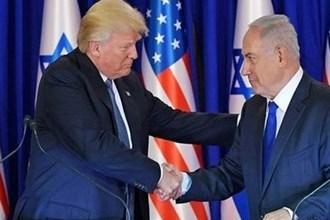"""صورة """"أمريكا لاتريد قوياً إلا إسرائيل """""""