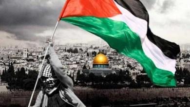 صورة العالم ينتصر لفلسطين وبعض العرب يطبعون