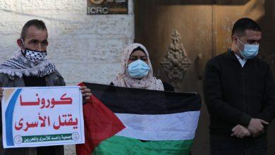 صورة هل يريد أوحانا قتل الأسرى الفلسطينيين بالكورونا ؟؟