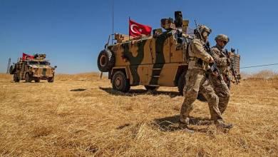 صورة العمليات التركية في العراق