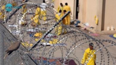 """صورة """"سجن الحوت نموذج يحمي الإرهاب"""" !!!"""