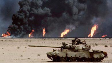 صورة حرب الخليج الثانية ..الأهداف الخفية!!!!