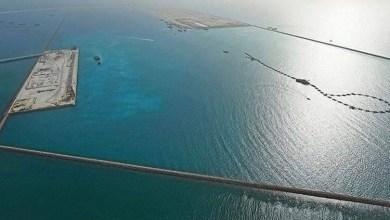 صورة التأمر السعودي من البر الى البحر…ميناء الفاو اول الغيث