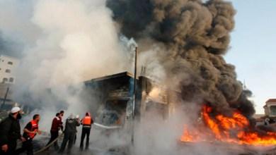 صورة ما وراء تفجيرات ساحة الطيران الأخيرة؟