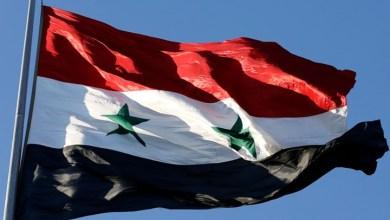 صورة قصف سوريا المتواصل لتركيعها وطرد ايران
