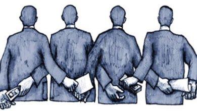 صورة الفساد والسكوت عنه أعظم معاول هدم الدول