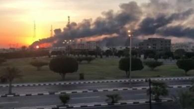 صورة تساؤل مفتوح : ماهي الاثار المترتبة على قصف الحوثيين لحقول النفط والمشاريع الاستراتيجية السعودية ؟