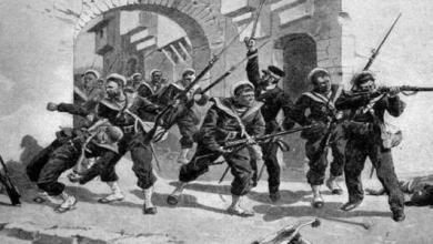 صورة الاستعمار