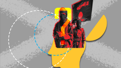 صورة العقل الإرهابي